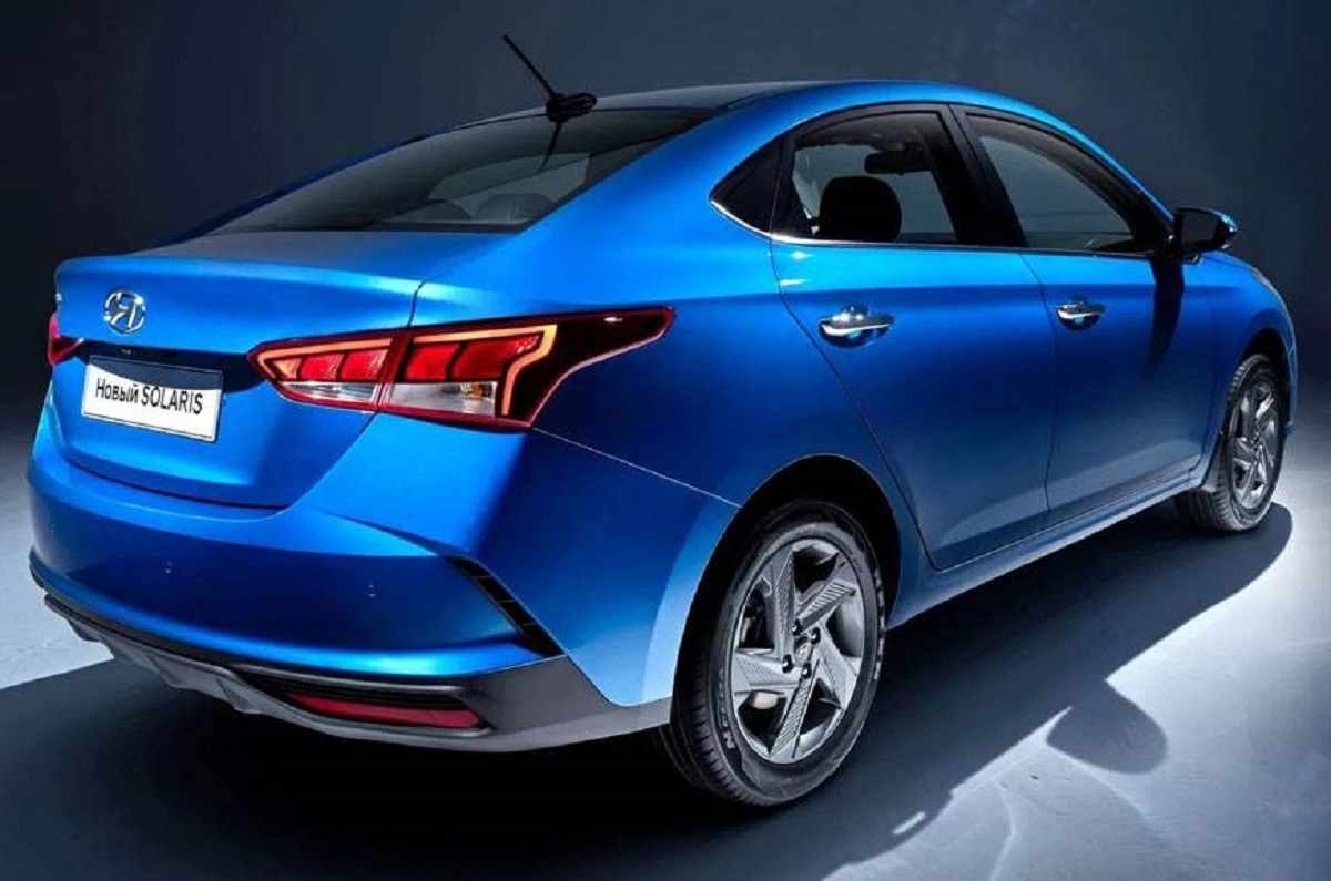 New Hyundai Verna 2020 Revealed With Design Changes
