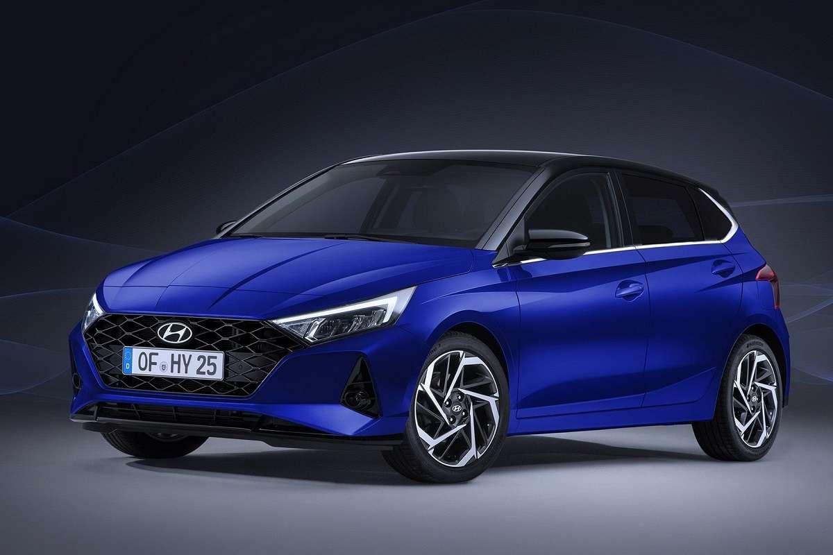 2020 Hyundai i20 Launch