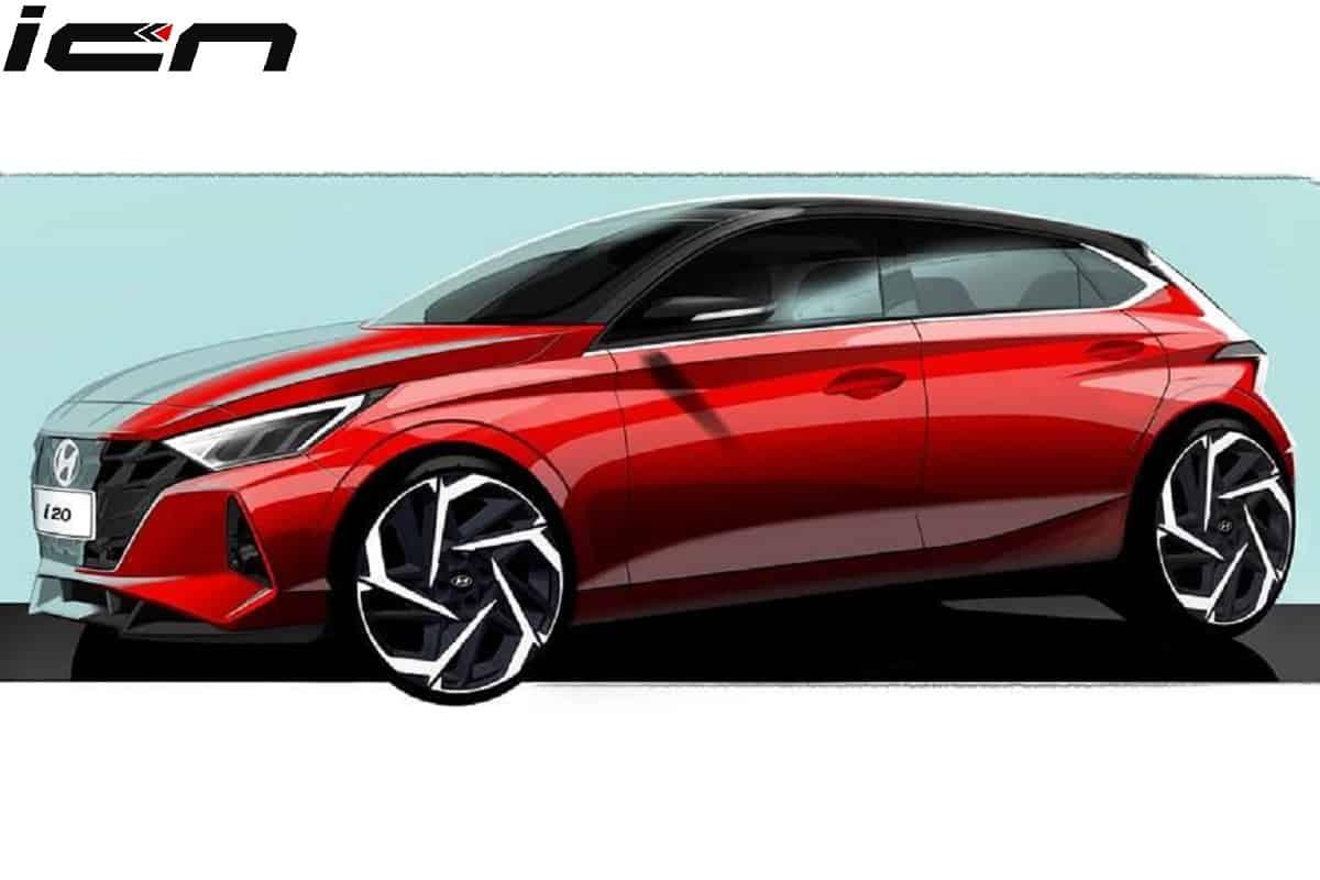 2020 Hyundai i20 Teaser