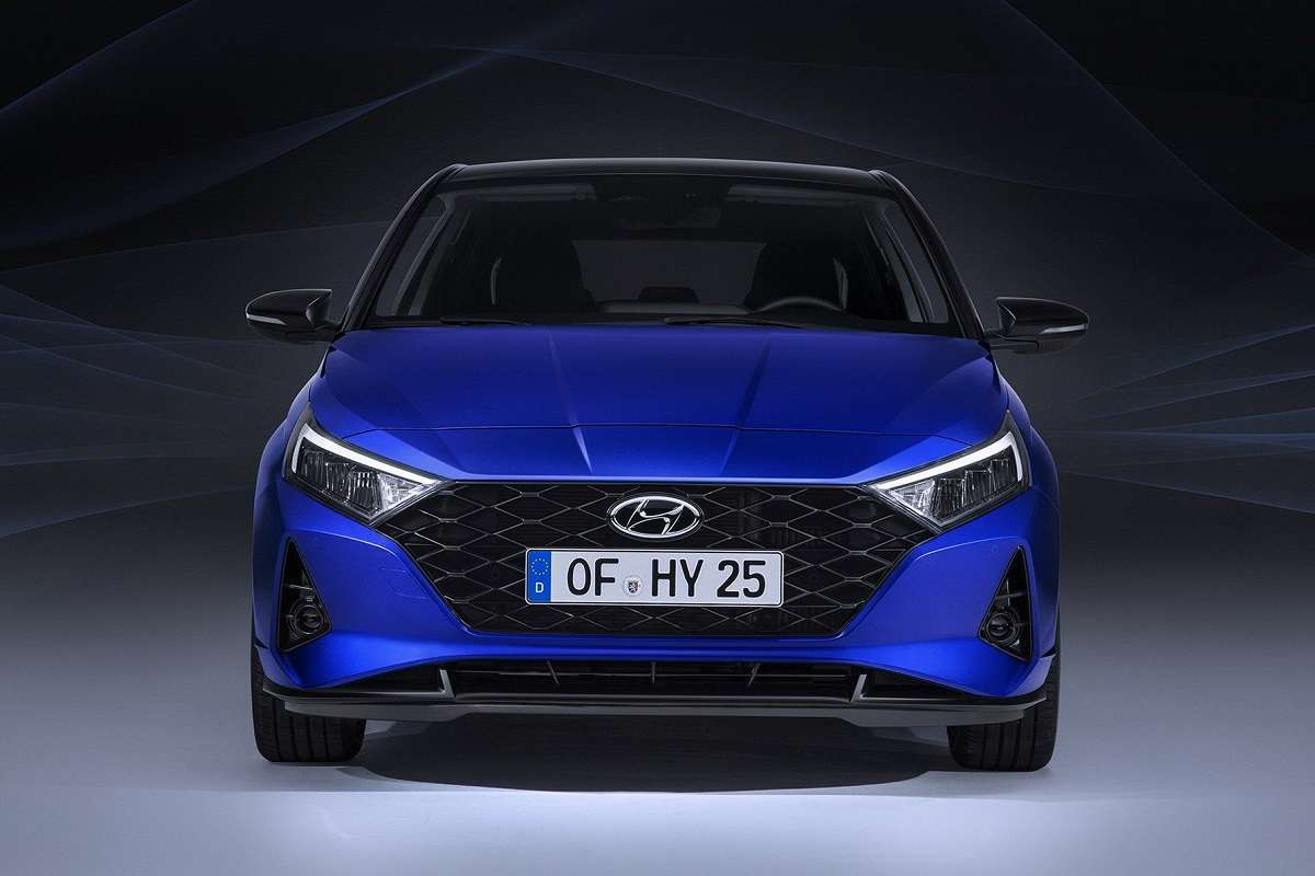 2020 Hyundai i20 Interior Revealed – More Spacious and Premium