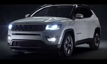 2020 Jeep Compass facelift Interior