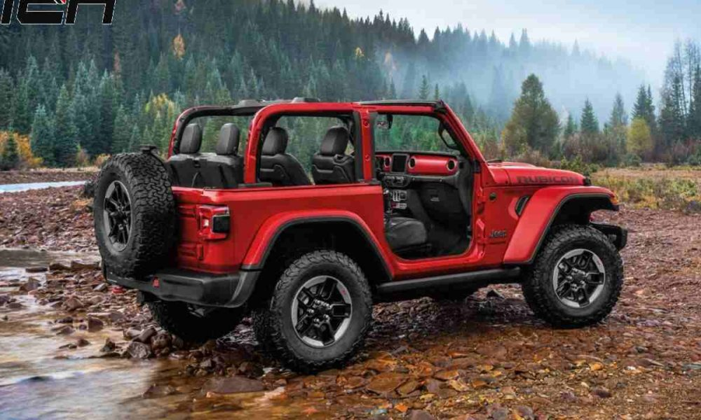 Jeep Wrangler Rubicon To Be Launched In March 2020