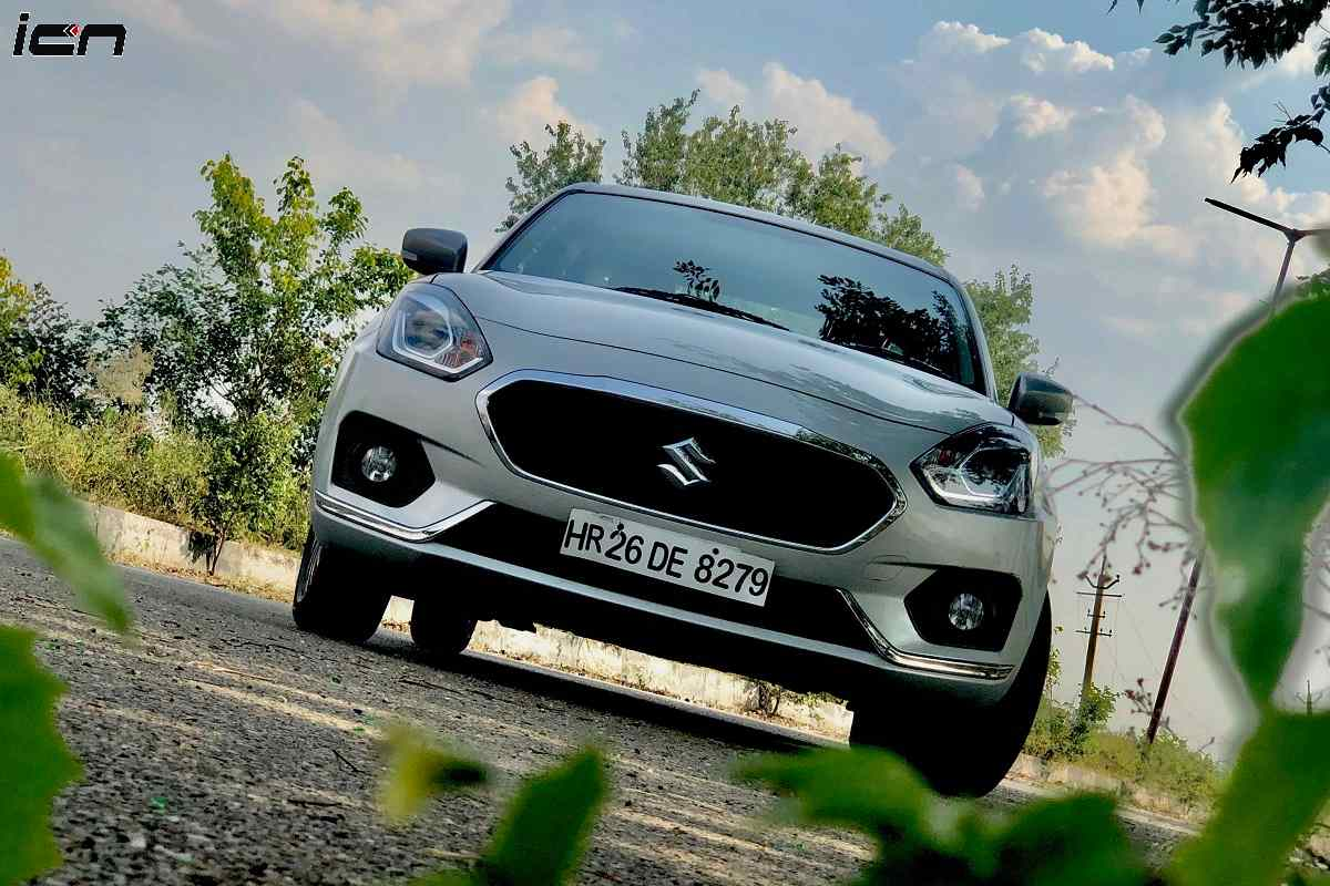 2020 Maruti Dzire facelift Launch