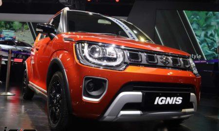 2020 Maruti Ignis Price List