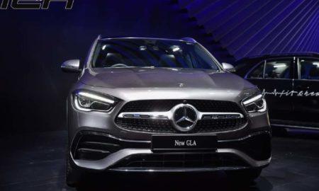2020 Mercedes Benz GLA Price