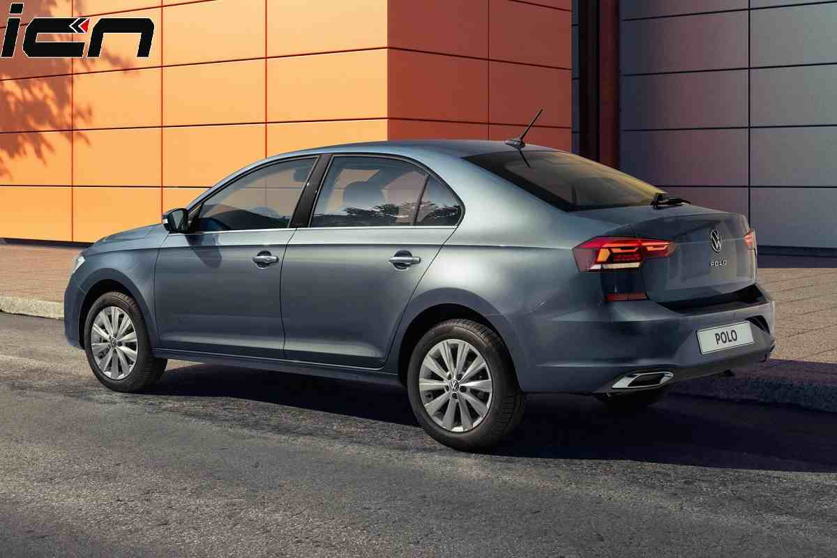 New Volkswagen Polo Sedan Unveiled in Russia