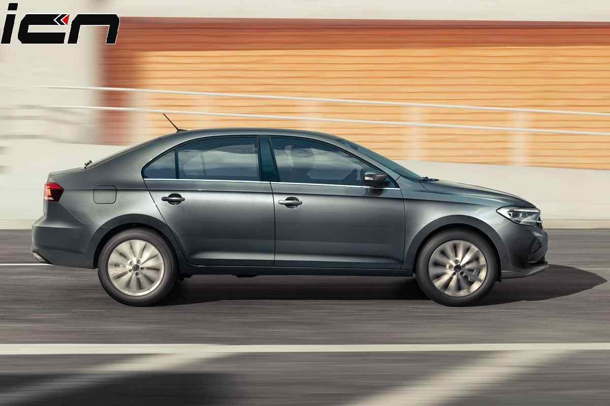 2020 Volkswagen Vento Design