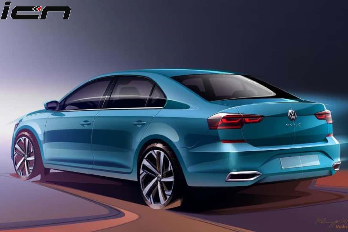 2020 Volkswagen Vento Exterior Interior Teased