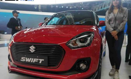 Accessorised Maruti Swift Unveiled