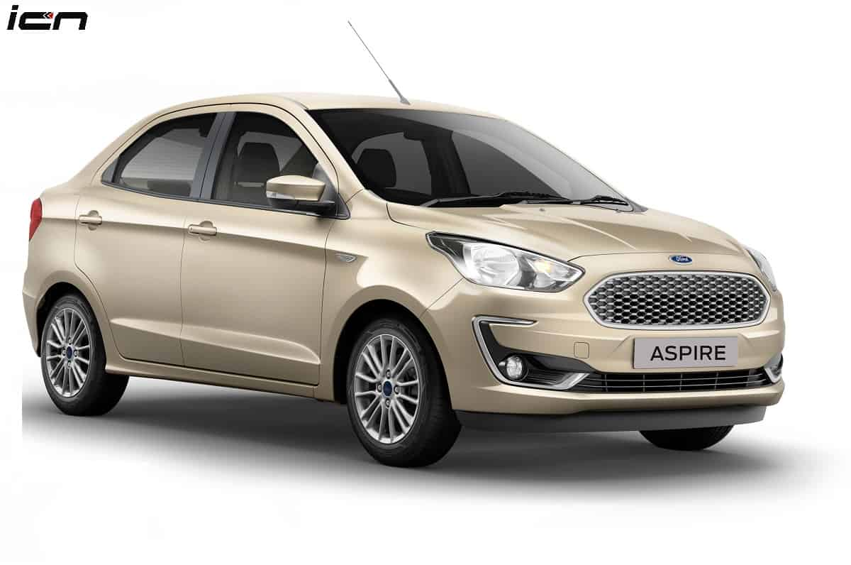 BS6 Ford Aspire Price