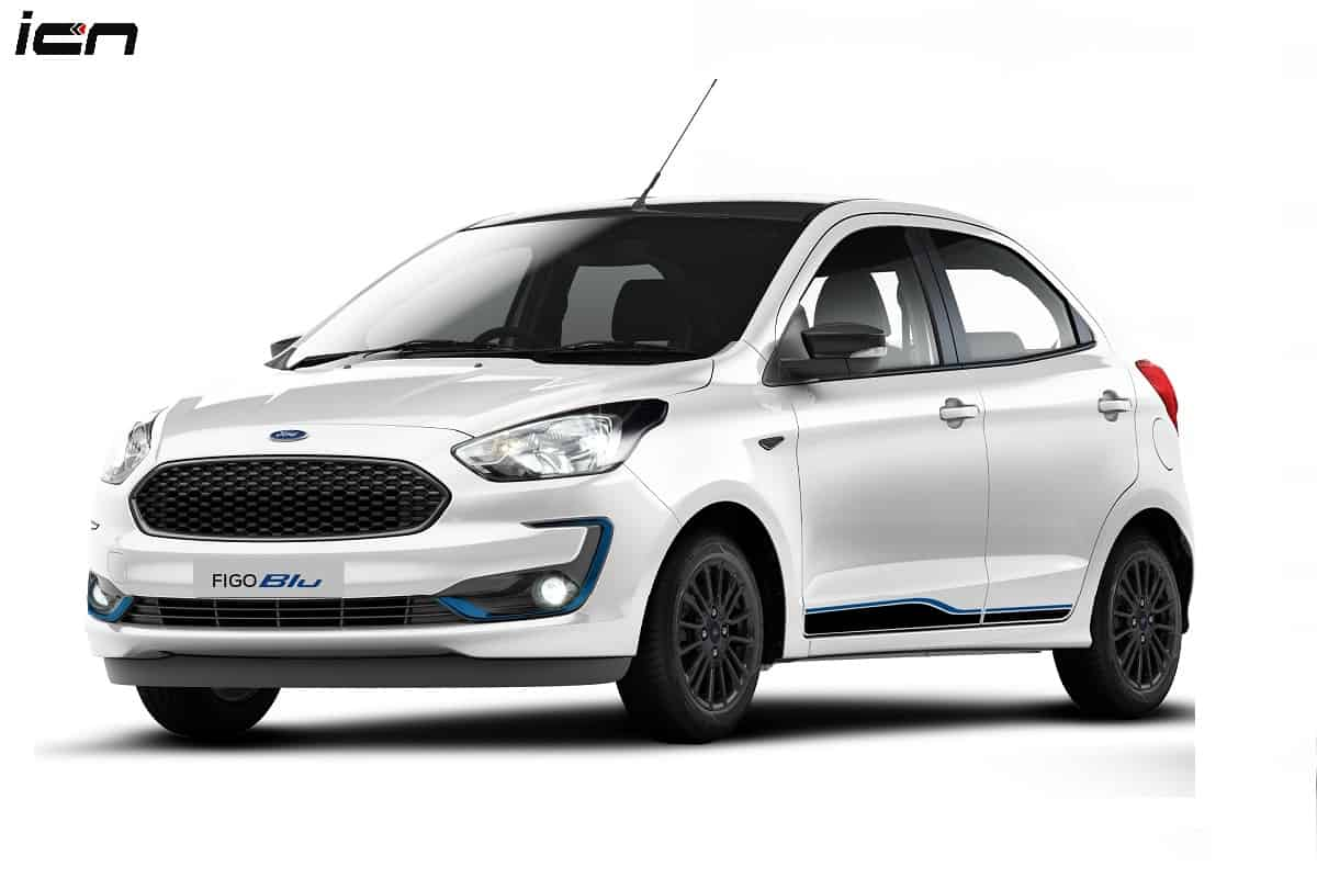 BS6 Ford Figo Price