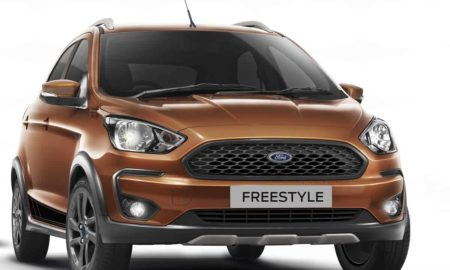 BS6 Ford Freestyle Price