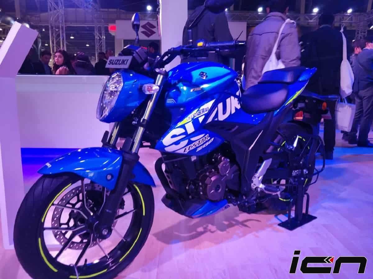 BS6 Suzuki Gixxer 250