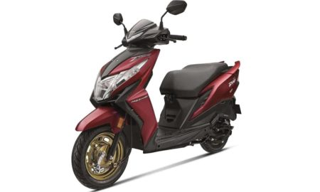 BS6 Honda Dio Price