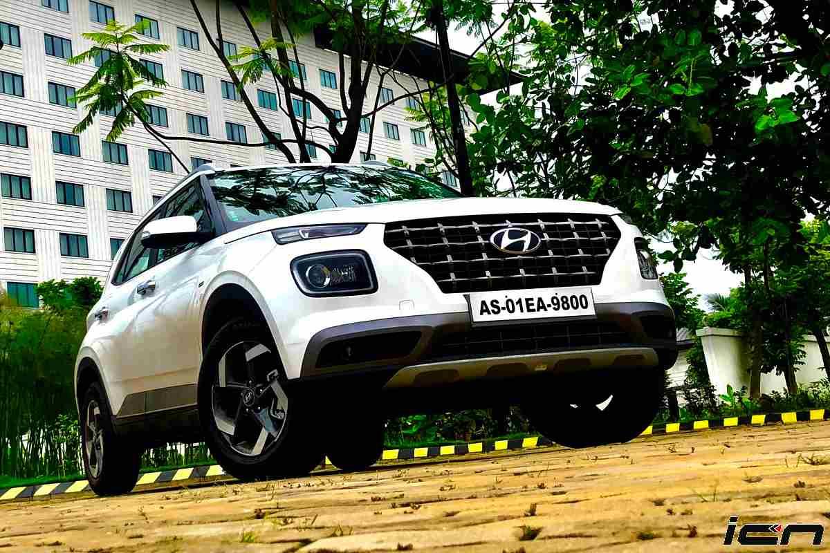 BS6 Hyundai Venue Diesel