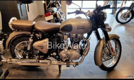 BS6 Royal Enfield Classic Redditch Edition Price