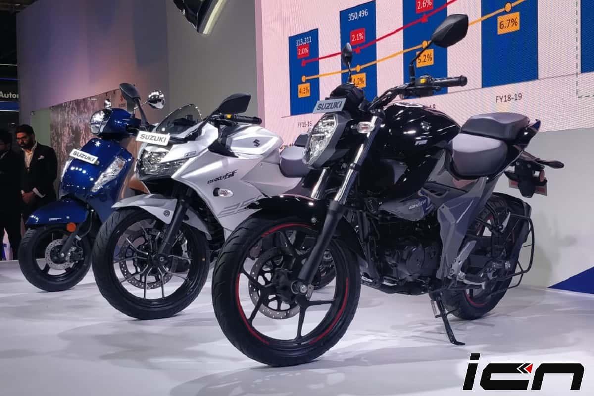 BS6 Suzuki Lineup