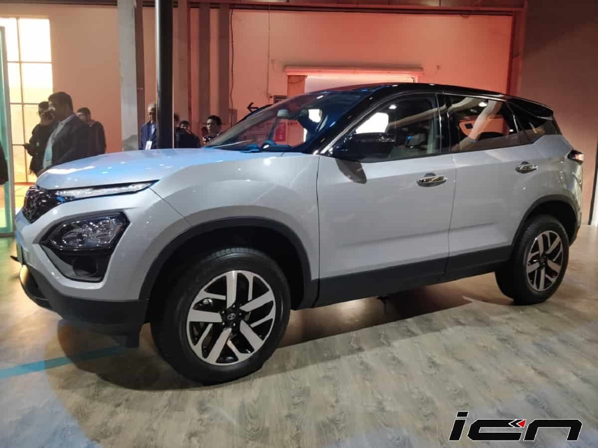 BS6 Tata Harrier Automatic Prices
