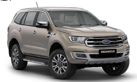 2020 Ford Endeavour BS6 Price