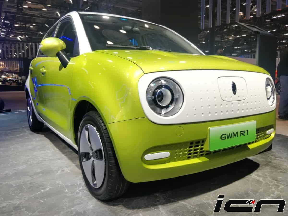 Ora R1 – World's Cheapest Electric Car at Auto Expo 2020