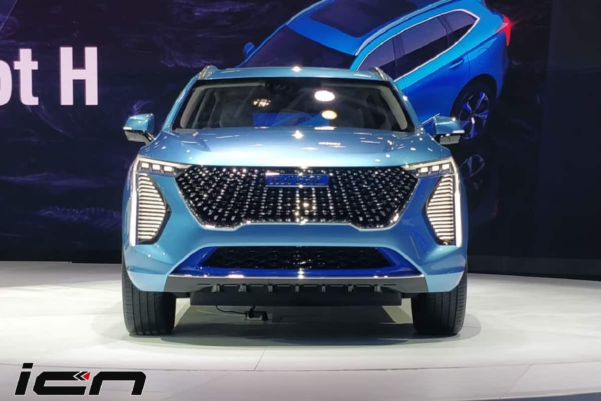 Haval H SUV Concept Pictures and Key details – Auto Expo 2020