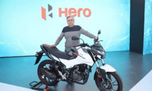 Hero Xtreme 160R Launch