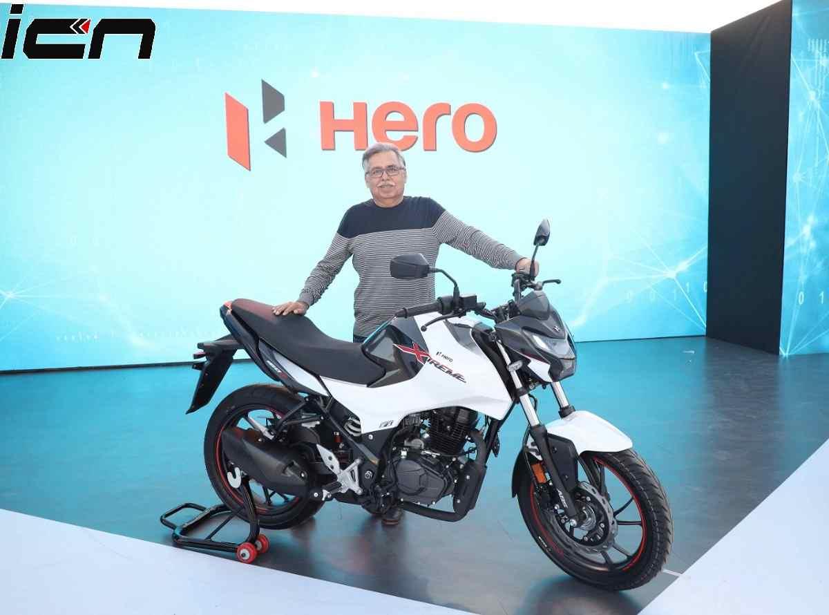 Hero Xtreme 160R Launch