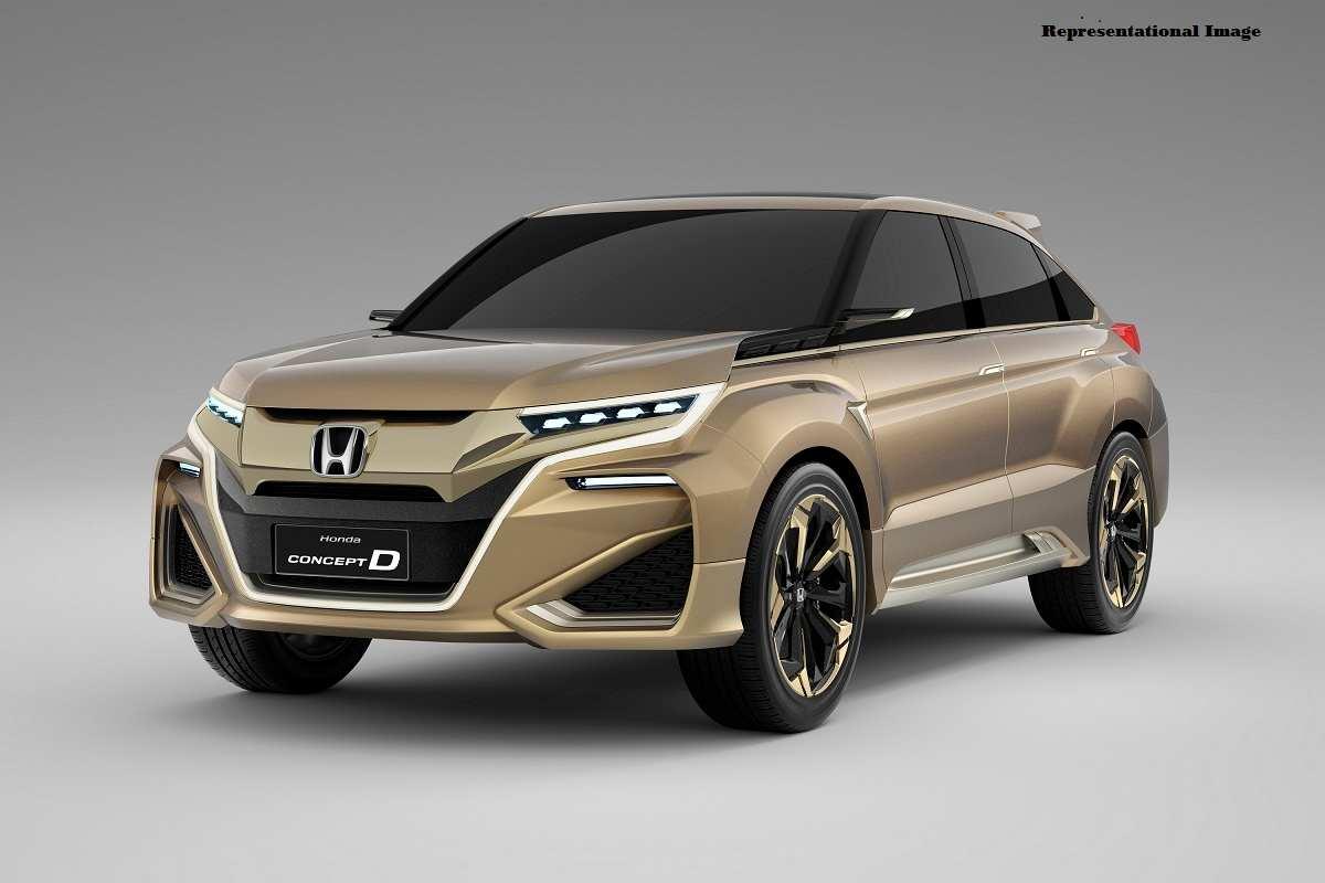 All-New Honda HR-V to Debut New Honda Architecture