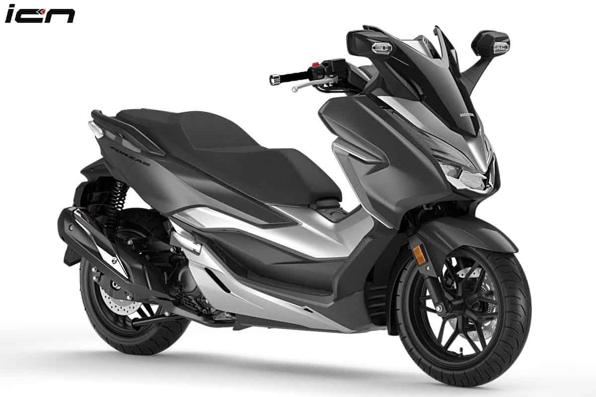 Honda Forza 300 engine