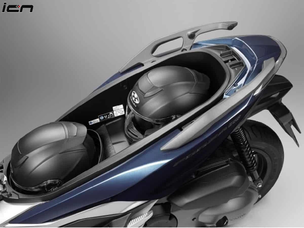 Honda Forza 300 specs