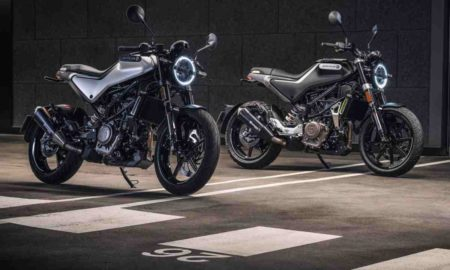 Husqvarna 250cc Bikes Launched