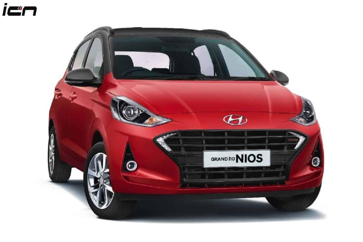 Hyundai Grand i10 Nios Turbo petrol engine