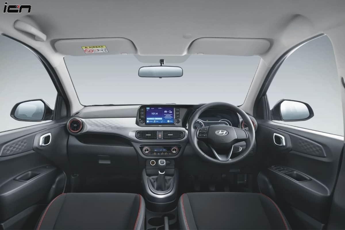Hyundai Grand i10 Nios Turbo petrol features