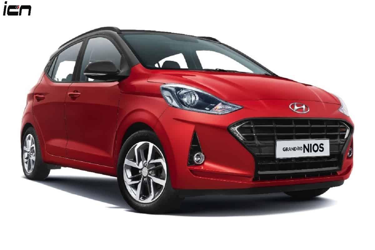 Hyundai Grand i10 Nios Turbo petrol price