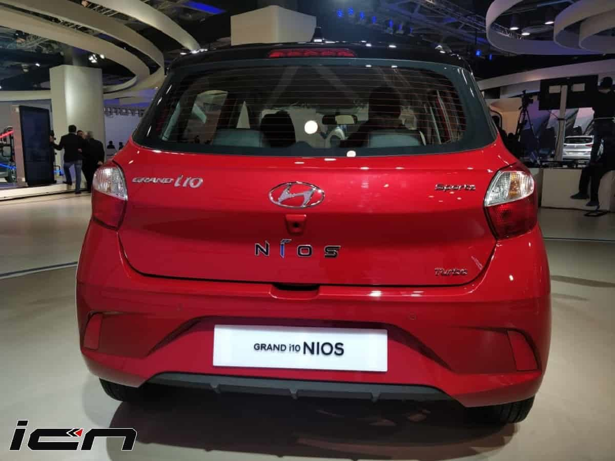 Hyundai Grandi10 Nios Turbo Launch