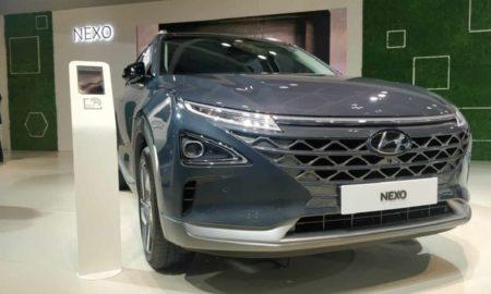 Hyundai Nexo Specs