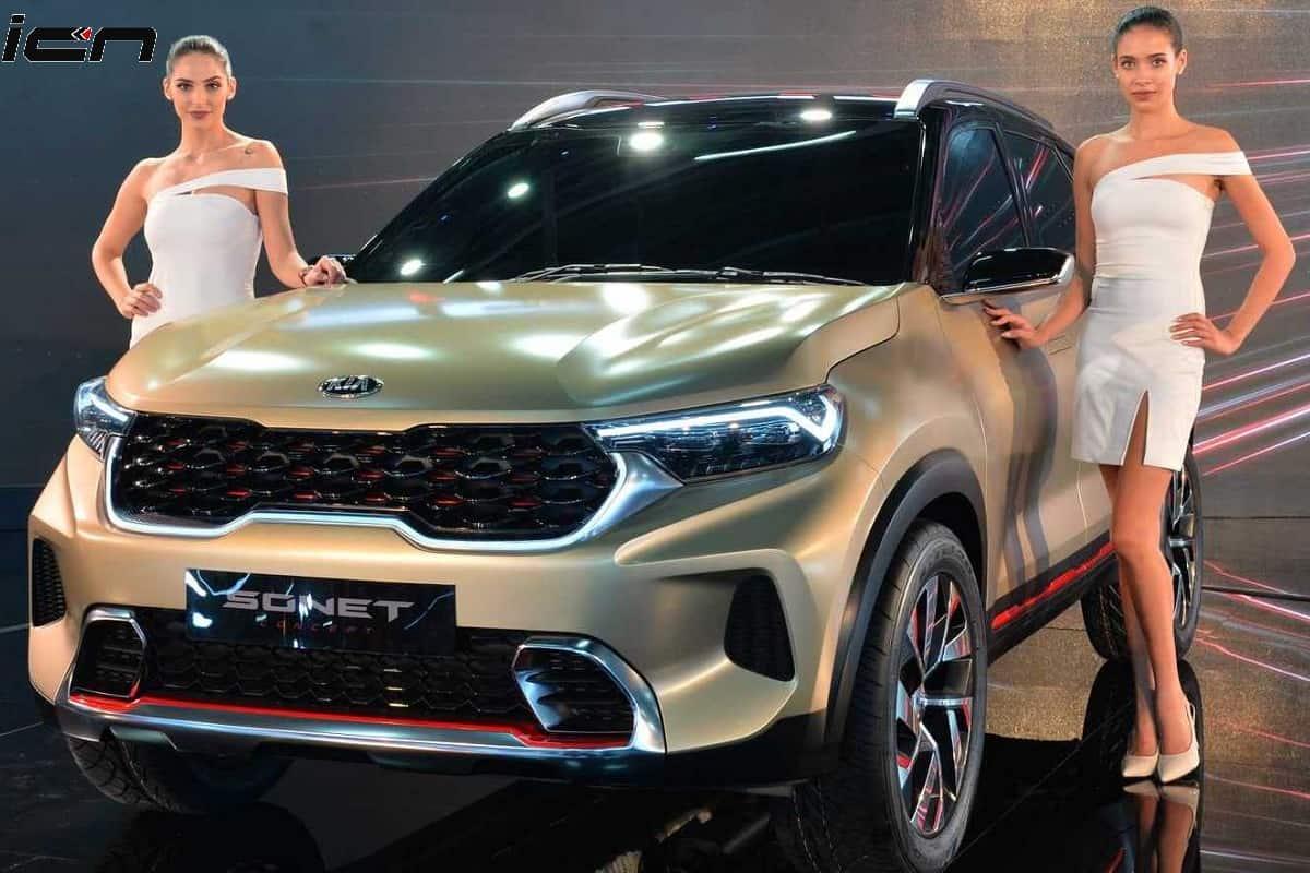 Kia Sonet India Launch Price