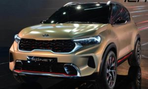 Kia Sonet Launch Date