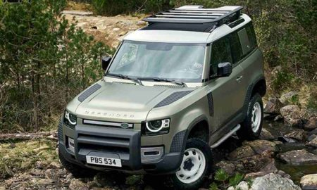 Land Rover Defender Price In India