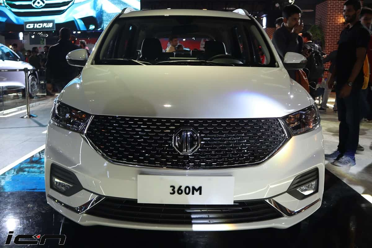 MG 360M India Launch