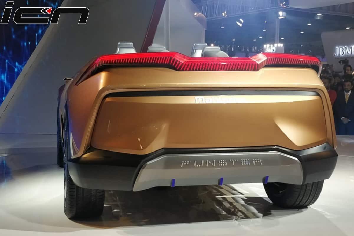 Mahindra Funster Auto Expo 2020