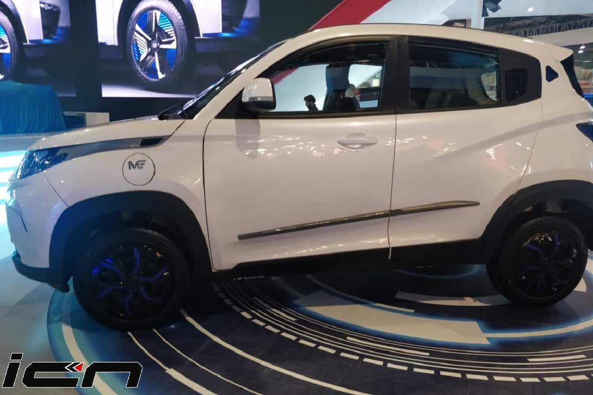 Mahindra eKUV100 Launched at Rs 8.25 lakh – India's cheapest Electric car
