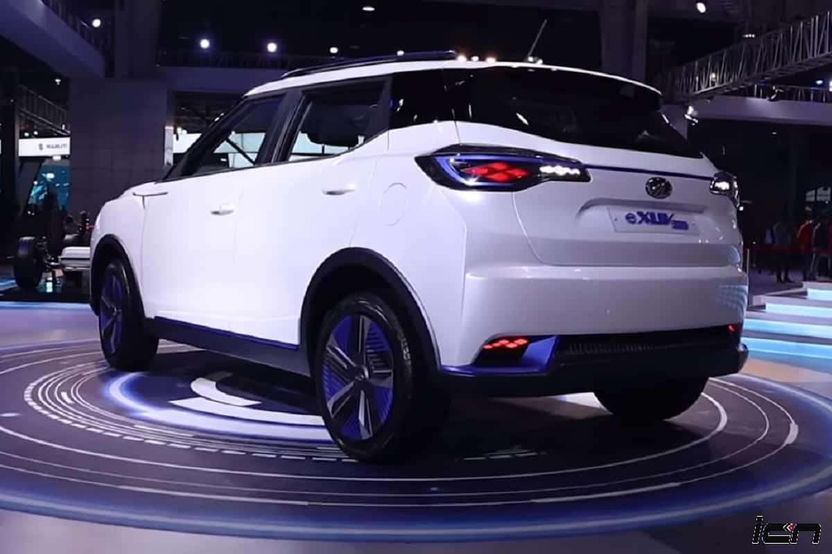 Mahindra XUV300 EV Electric Range Will Be Higher Than Nexon EV
