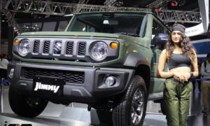 Maruti Jimny Launch Datae
