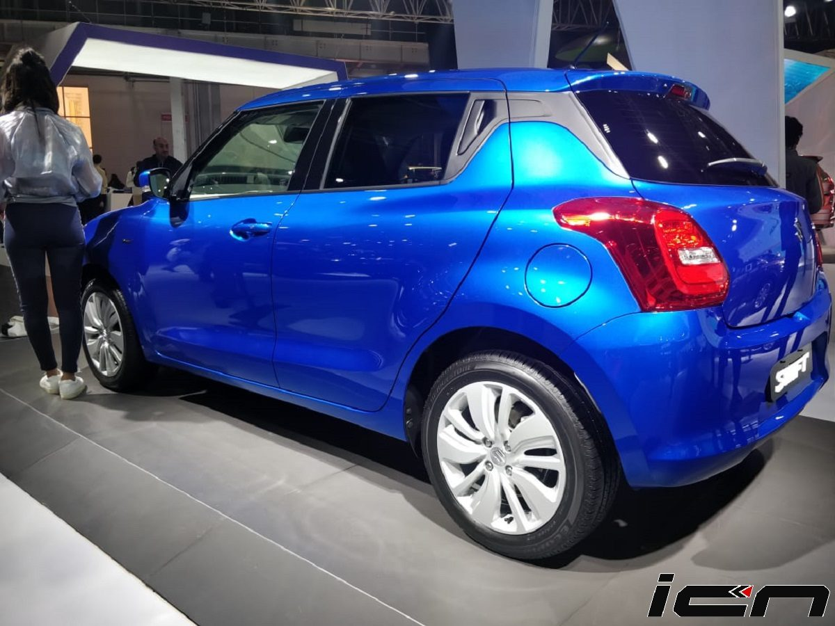 Maruti Swift Hybrid Launch