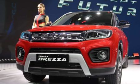 Maruti Vitara Brezza Petrol Launch