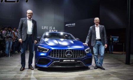 Mercedes-AMG GT 4-Door Coupé Price