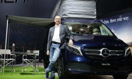 Mercedes V-Class Marco Polo Price