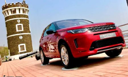 New Land Rover Discovery Sport Specs