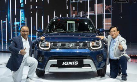 New Maruti Ignis Price
